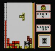 Tetris Mario