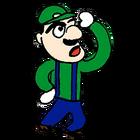 WWG amiibo Luigi