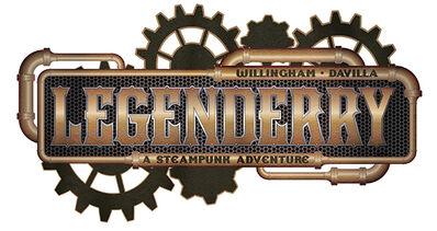 Legenderry logo