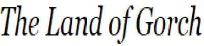A Land of Gorch logo