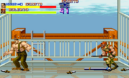 FFi Rolento fight