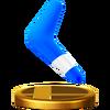 SSB4 Trophy Boomerang