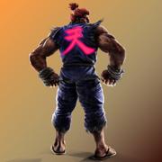 Tekken 7 FR Akuma