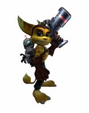 Clank and Ratchet