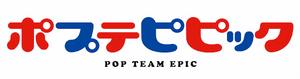 Pop team epic.logo