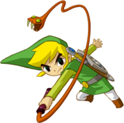ZeldaST Whip art