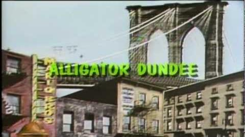 EP12. - Stars in Their Eyes Alligator Dundee