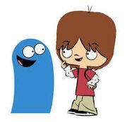 Bloo and mac