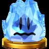 SSB4 Trophy Freezie