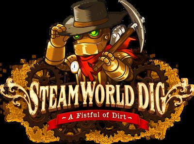 A Steamworld Dig lofo