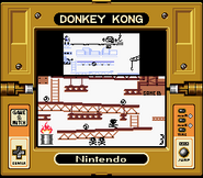 G&WG2 Donkey Kong C SGB