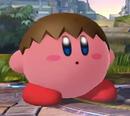 SSB4 Kirby hat Villager