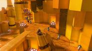 NintendoLand ZeldaBattleQuest 06 DeathMountainClimb