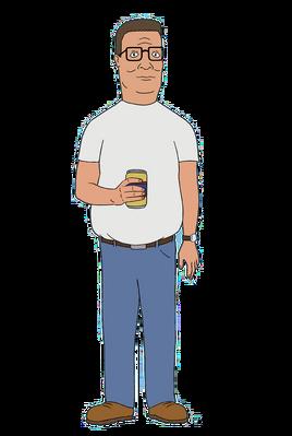 A Hank Hill