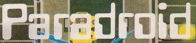 A paradroid logo