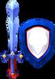 SC2 weapon Link MagicSword&MagicShield
