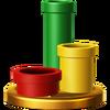 SSB4 Trophy Pipes
