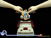 WWSM Microgame Family Computer Clu Clu Land