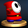 SSBB Trophy 168 Shy Guy