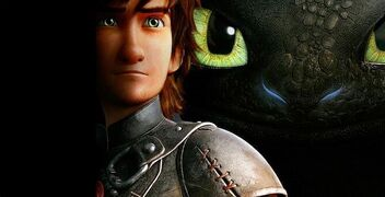 A Hiccup and Toothless