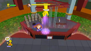 Simpsons Game DK fight