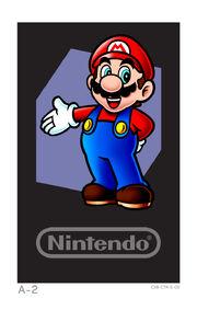 AR Card Mario