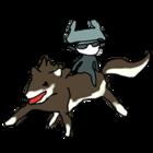 WWG amiibo WolfLink
