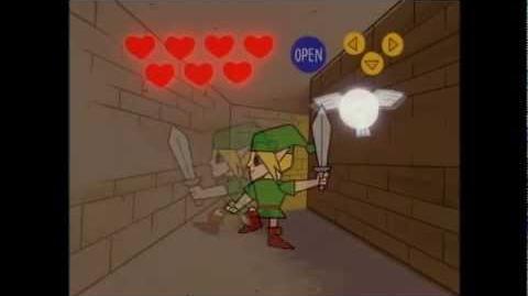 Link (The Legend of Zelda) in The Powerpuff Girls