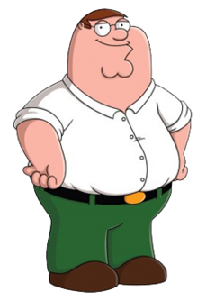 A Peter Griffin