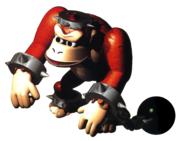 SMRPG ChainedKong
