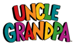 A uncle grandpa logo