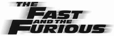 A the fast and furious logo