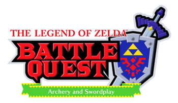 NintendoLand ZeldaBattleQuest logo