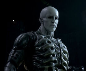 The Engineer from prometheus