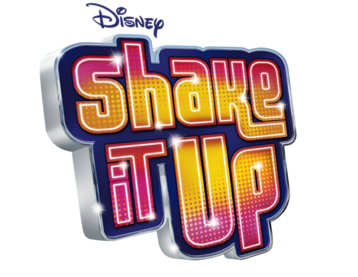 A shake it up logo
