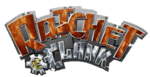 A Ratchet and Clank logo
