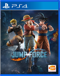 Jump Force cover