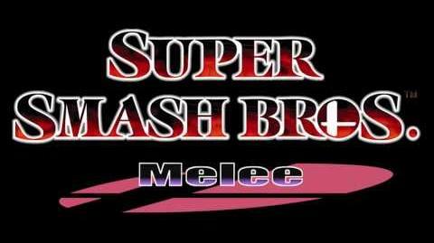 Princess Peach's Castle - Super Smash Bros. Melee