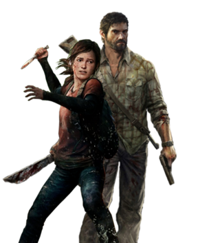 A Joel and Ellie