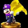 SSB4 Trophy MarioAlt WiiU