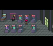 Earthbound arcade