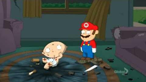 Family Guy X Mario
