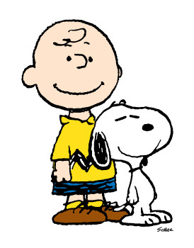 Charlie brown & snoopy art
