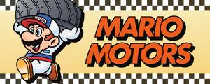 MK8 MarioMotors