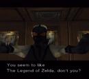 Metal Gear X Zelda