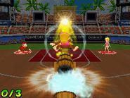 MarioBasket CannonShot
