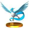 SSB4 Trophy Articuno