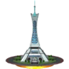 SSB4 Trophy PrismTower
