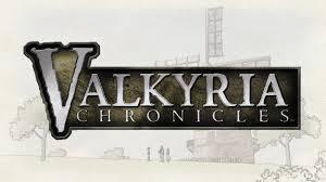 Valkyria Chronicles logo