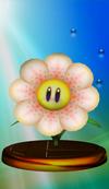 SSBM Trophy 091 Fire Flower